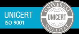 UNICERT ISO 9001 certifikat
