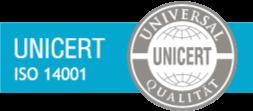 UNICERT ISO 14001 certifikat