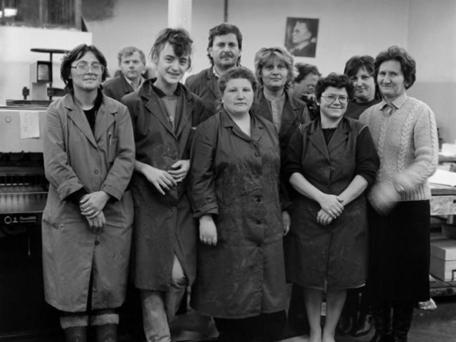 Gunduliceva Knjigoveznica 1989