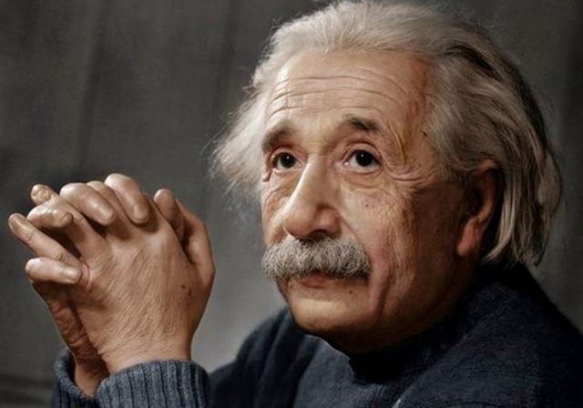 Albert Einstein1a