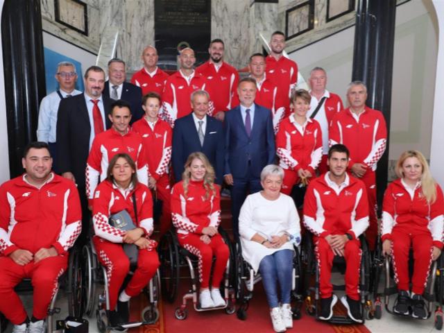 Sabor Paraolimpijci